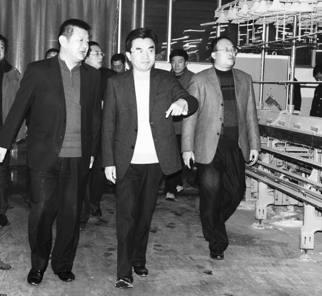 [菏泽]郓城:推动县域经济跨越发展
